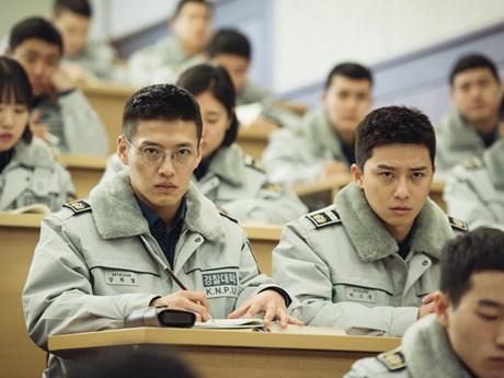 """Phim """"Cảnh sát tập sự"""" Hàn Quốc thu hút 3 triệu lượt khán giả"""