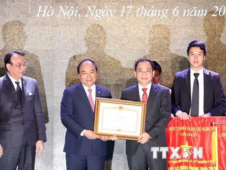 """Hình ảnh Thủ tướng dự Hội nghị """"Hà Nội - Hợp tác đầu tư và phát triển"""""""