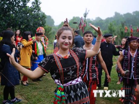 """Hình ảnh Ngày hội """"Sắc Xuân trên mọi miền Tổ quốc"""" Xuân Kỷ Hợi 2019"""