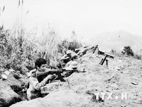 Hình ảnh cuộc chiến tranh biên giới 1979 do phóng viên TTXVN thực hiện