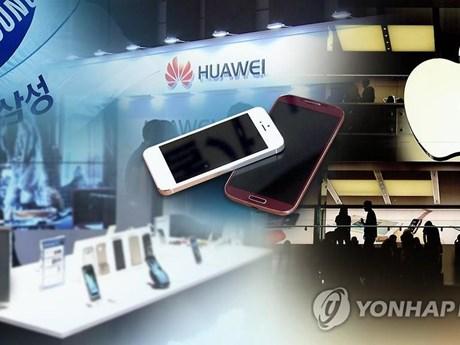 Chuyên gia: Huawei sẽ vượt qua Samsung về doanh thu điện thoại | Công nghệ | Vietnam+ (VietnamPlus)