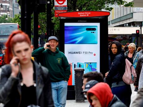 Thị trường điện thoại thông minh: Huawei soán vị trí thứ hai của Apple | Công nghệ | Vietnam+ (VietnamPlus)