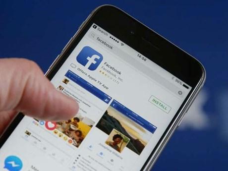 Ứng dụng Facebook hoàn toàn mới sắp sửa được phát hành | Công nghệ | Vietnam+ (VietnamPlus)