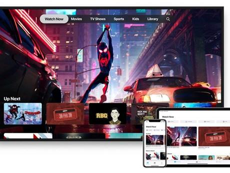 Apple TV và AirPlay 2 đã hỗ trợ trên các dòng TV thông minh của