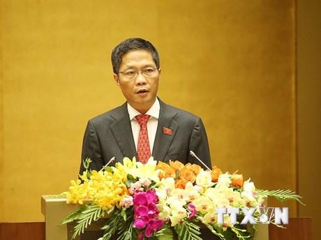 Chính phủ trình sửa hai Luật kinh doanh bảo hiểm và Sở hữu trí tuệ | Chính trị | Vietnam+ (VietnamPlus)