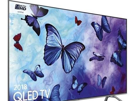 Samsung khuyến cáo khách hàng quét virus trên các tivi OLED  | Công nghệ | Vietnam+ (VietnamPlus)
