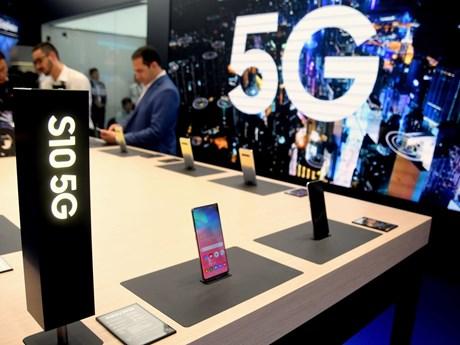Samsung khẳng định vị thế dẫn đầu ở thị trường smartphone Hàn Quốc | Công nghệ | Vietnam+ (VietnamPlus)