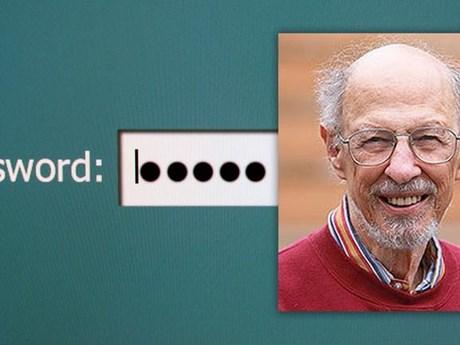 'Cha đẻ' của mật khẩu máy tính cá nhân qua đời ở tuổi 93 | Công nghệ | Vietnam+ (VietnamPlus)