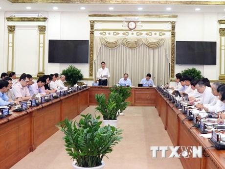 'TP.HCM đã đi nhanh hơn cả nước 5 năm về công nghệ thông tin' | Công nghệ | Vietnam+ (VietnamPlus)