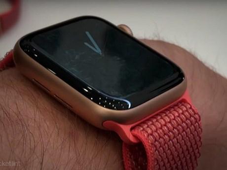 Apple Watch Series 5 dự kiến ra mắt vào tháng 9 với màn hình OLED  | Sản phẩm mới | Vietnam+ (VietnamPlus)