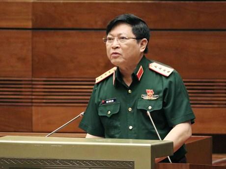 Đoàn Đại biểu Quân sự cấp cao Việt Nam thăm EU và ký Hiệp định FPA | Chính trị | Vietnam+ (VietnamPlus)