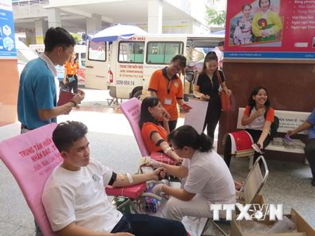 Thành phố Hồ Chí Minh thiếu hơn 60.000 túi máu trong 2 tháng cuối năm