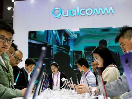 Qualcomm: Các điện thoại Android cao cấp sẽ có 5G vào năm tới | Công nghệ | Vietnam+ (VietnamPlus)