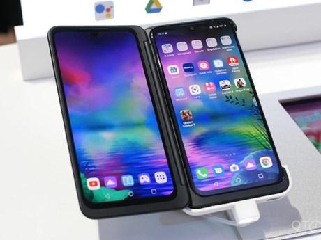 LG Electronics ra mắt smartphone màn hình gập tại Nhật Bản | Sản phẩm mới | Vietnam+ (VietnamPlus)