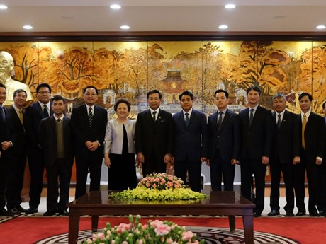 Hà Nội tạo điều kiện thuận lợi thu hút vốn đầu tư từ Nhật Bản | Kinh doanh | Vietnam+ (VietnamPlus)