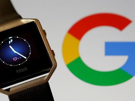 Reuters: Bộ Tư pháp Mỹ điều tra thương vụ Google mua lại Fitbit | Công nghệ | Vietnam+ (VietnamPlus)