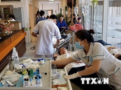 Hơn 50 công nhân ở An Giang cấp cứu vì nghi ngộ độc thực phẩm