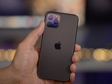 Apple thử nghiệm nút chuyển đổi ngăn iPhone 11 theo dõi vị trí | Công nghệ | Vietnam+ (VietnamPlus)