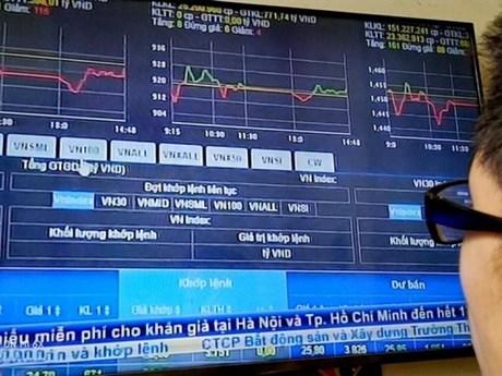 Chứng khoán tuần tới: Dự báo thị trường sẽ tiếp tục giằng co nhẹ | Chứng khoán | Vietnam+ (VietnamPlus)