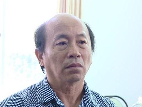 Bắt cựu Tổng Giám đốc Công ty Cổ phần Du lịch Bà Rịa-Vũng Tàu   Pháp luật   Vietnam+ (VietnamPlus)