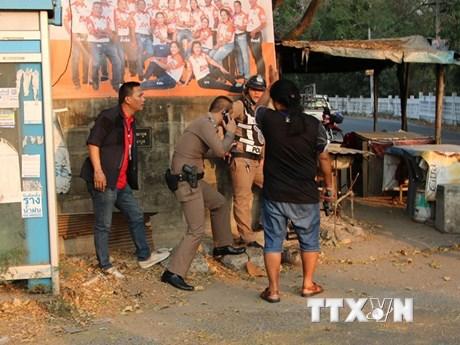 Xả súng đẫm máu tại Thái Lan: Ít nhất 17 người thiệt mạng | ASEAN | Vietnam+ (VietnamPlus)