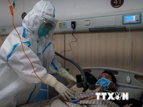 Dịch COVID-19: Trung Quốc đại lục ghi nhận thêm 136 ca tử vong | Sức khỏe | Vietnam+ (VietnamPlus)