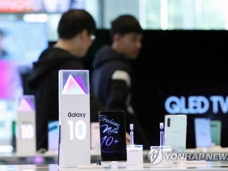 Apple thách thức Samsung ở thị trường smartphone Hàn Quốc