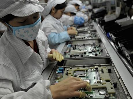 Foxconn tuyên bố nối lại toàn bộ hoạt động sản xuất vào cuối tháng 3 | Doanh nghiệp | Vietnam+ (VietnamPlus)