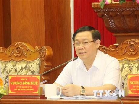 Sớm giải ngân vốn hỗ trợ cho dự án cao tốc Trung Lương-Mỹ Thuận | Giao thông | Vietnam+ (VietnamPlus)