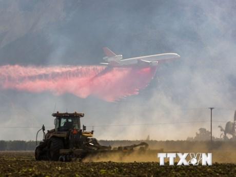 PG&E bồi thường 13,5 tỷ USD cho nạn nhân vụ cháy rừng tại California
