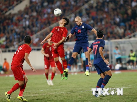 Vòng loại World Cup 2022: 'Mưa' tiền thưởng dành cho tuyển Việt Nam | Bóng đá | Vietnam+ (VietnamPlus)