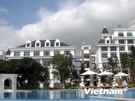 [Photo] Vingroup khai trương khu nghỉ sang trọng tại Vịnh Hạ Long