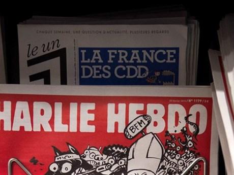 Bắt giữ đối tượng liên quan đến vụ tấn công tòa soạn Charlie Hebdo