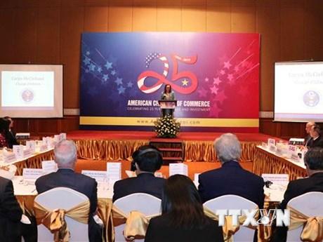 Kỷ niệm 25 năm thúc đẩy hợp tác kinh tế Việt Nam-Hoa Kỳ