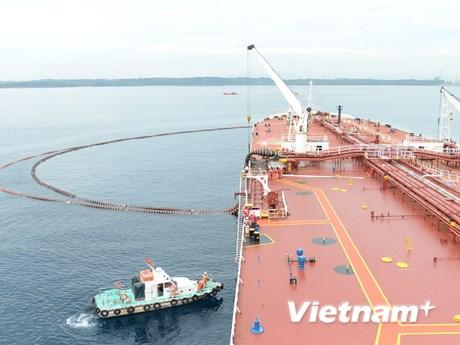 Công ty Lọc hóa dầu Bình Sơn tự tin vươn ra biển lớn