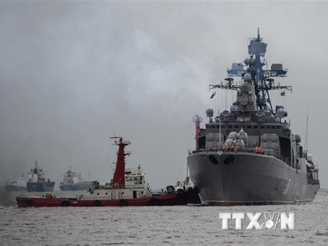 Hải quân Nga sẽ có thêm hàng chục tàu ngầm, tàu nổi mới