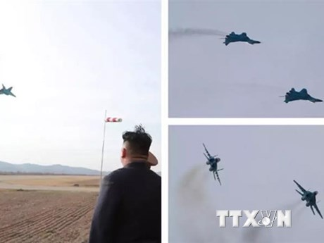 Đồn đoán về các chi tiết kỹ thuật đối với vũ khí mới của Triều Tiên | Châu Á-TBD | Vietnam+ (VietnamPlus)
