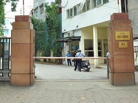 Bộ Xây dựng lên tiếng về vụ thanh tra 'vòi tiền' tại Vĩnh Phúc | Xã hội | Vietnam+ (VietnamPlus)