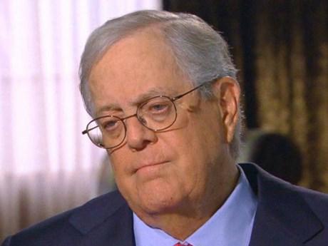 Tỷ phú Mỹ nổi tiếng về lòng hảo tâm David Koch qua đời
