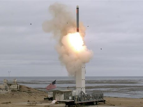 Nga chuẩn bị đáp trả tương xứng sau khi Mỹ thử tên lửa hành trình mới
