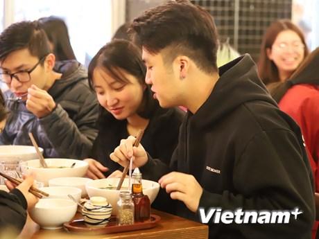 Phở Thìn Hà Nội mang 90% hương vị truyền thống ''cập...