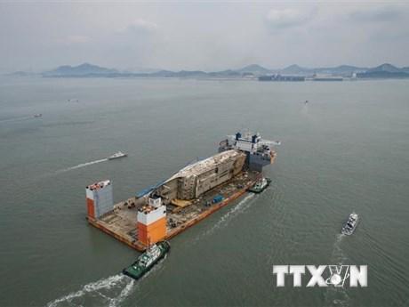 Lục soát trụ sở Lực lượng bảo vệ bờ biển để điều tra vụ đắm phà Sewol | Châu Á-TBD | Vietnam+ (VietnamPlus)