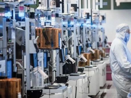 Mỹ thảo luận với các hãng chip điện tử để xây dựng nhà máy tại Mỹ | Công nghệ | Vietnam+ (VietnamPlus)