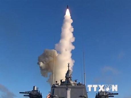 Tổng thống Putin: Nga đi đầu về phát triển tên lửa siêu âm | Châu Âu | Vietnam+ (VietnamPlus)