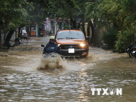 Bắc Bộ, Tây Nguyên và Nam Bộ có mưa rất lớn, nguy cơ cao lũ quét - mega 655