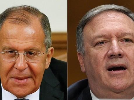 Ngoại trưởng Mỹ, Nga thảo luận khả năng tổ chức hội nghị về Iran
