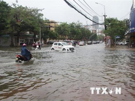 Thời tiết đêm 18/9-ngày 19/9: Hầu hết các khu vực đều có mưa dông