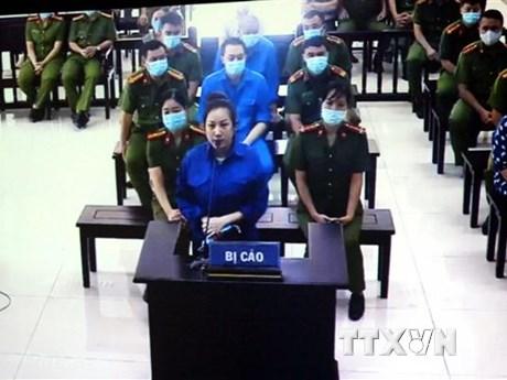 Vợ Đường Nhuệ lĩnh án trong vụ thao túng đấu giá đất tại Thái Bình - xổ số ngày 07122019