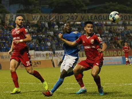 V.-League 2020: Than Quảng Ninh chia điểm đáng tiếc trên sân nhà