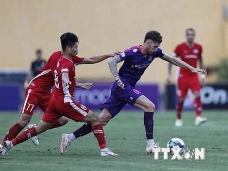 V-League 2020: Viettel thắng Câu lạc bộ Sài Gòn với tỉ số 1-0